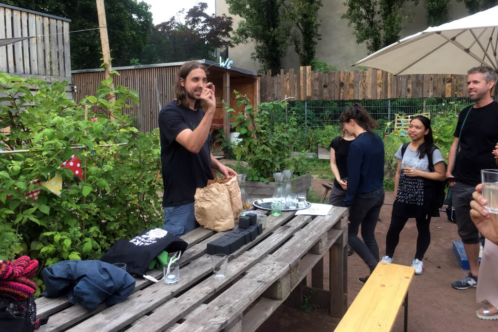 Circular Economy Tour, Topic Food and Urban Farming