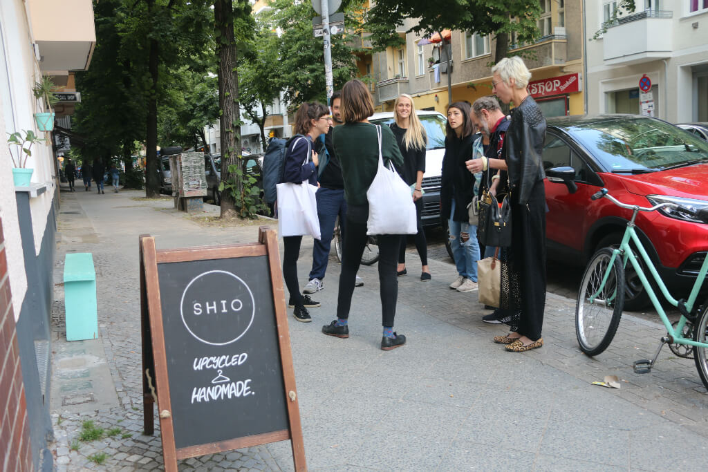 Circular Economy Tours Berlin, Category Fashion and Design